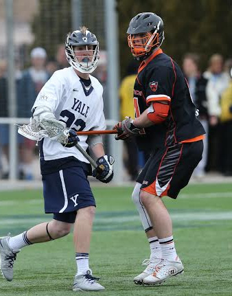 Princeton SOPH DEF Will Reynolds, a Newtown native from Delbarton, and Princeton look to challenge for an Ivy League title