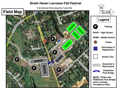 Strath Haven Fall lax fest