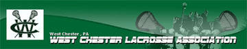 West Chester lacrosse Assoc logo