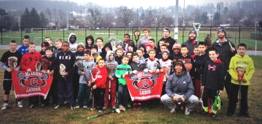 Coatesville Youth Lacrosse players were given a free clinic Saturday by NXTPhiladelphia