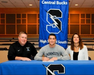 Jake Henze signs with Monmouth