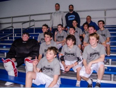 Rising Sons champions -Dean Costalas, Claudio Chieffo, Connor Donovan, Sage Garito, Evan Lotz, Tucker Pippin, Peter Garno, Kyle Gucwa, Tim Mitchell, Brady McFalls, Jane Yannes, Jimmy Bevevino and Ian Reilley.  Coaches - Mike Garito, Kris Gucwa, Jeff Lotz.