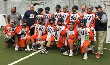 Team 91 won the JV championship at the USBoxLa Northeast regionals