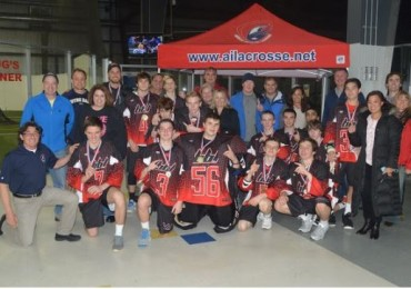 Building Blocks wins Midget Minor title