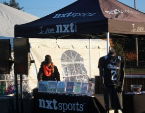 NXT tent
