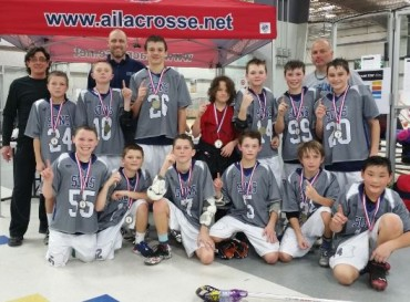 Rising Sons wins bantam minor title