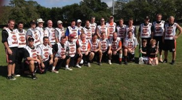 Team Harkey wins Half Century Division title at the Florida Lacrosse Classic