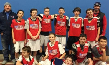 2021 Red Team members include: Top row: Coach Lange, Luke Wetzel, Owen Murray, JD Shimer, Egan Butala, Vincent Cresci, Drew Deves, Coach Butala Bottom Row: Dylan McMahon, Hayden Quillman, Sean Kaiser, Justin Sanelli In front: Thomas O'Malley Not pictured: PJ Oppenheimer, Braeden Lange, Jack Giles, Sam Forte, Ben Tompkins, Jayden Rowe, Will Delaney, Luke Shoemaker, Sam Morin, Owen Mehok, Colby Riddell, Coach McMahon