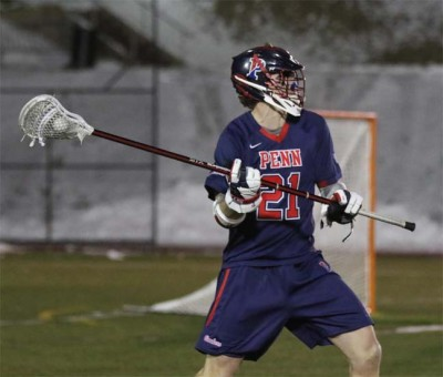 Penn's Kevin Gayhardt (Episcopal Academy)