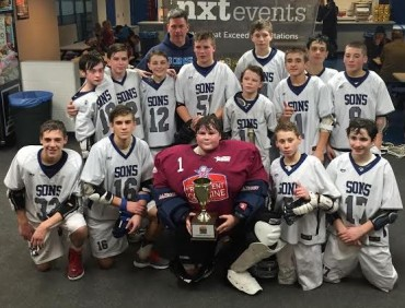 Rge Risings Sons 2020s enjoyed a perfect President's Day weekend