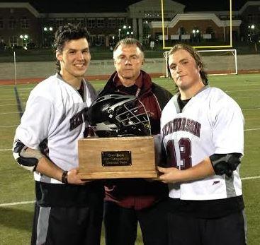 Drew Bauer trophy