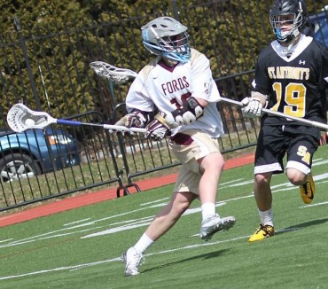 Drew Supinski had five goals on Saturday (Photo for Phillylacrosse.com)