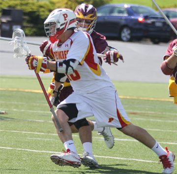 Will Manganiello playing at Penncrest