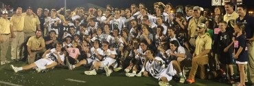 Salesianum School celebrates the Delaware state championship