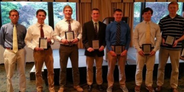 George Kruse Award winners