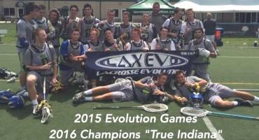 2016 champions -  True Indiana