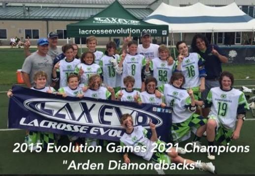 2021 - Arden Diamondbacks