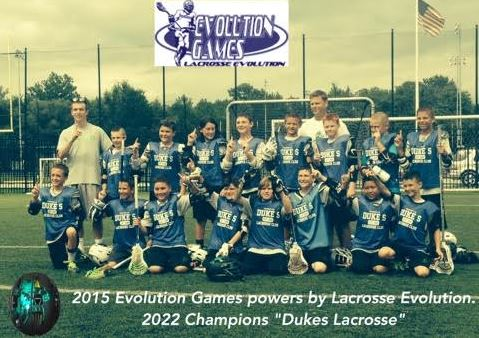 2022 - Dukes Lacrosse Club