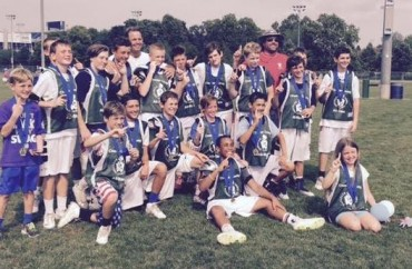 Chester County wins the Youth Division at the Keystone State Games