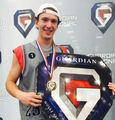 Guardian National Champion Collin Modelski, DePaul Catholic HS and Brotherhood Lacrosse