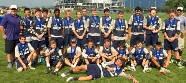 Delco celebrates Keystone State Games championship