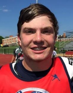 Nicholas Radford (Team Carolina)