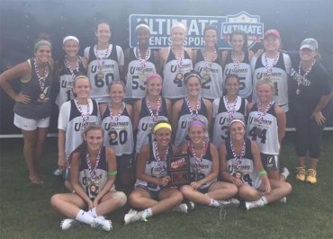 Ultimate PA Blue 2017 wins Inspire Division championship at The Grind