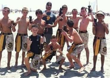 Interboro Young Bucs win U13 title at Morey's Piers Beach Lacrosse