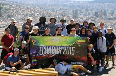 Ecuador 2015 with Encore Lacrosse