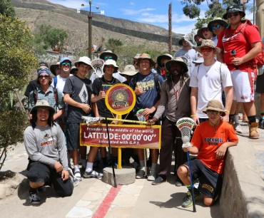 Lax at the Equator
