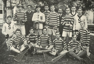Swarthmore 1905 National champions (Courtesy of Swarthmore College)