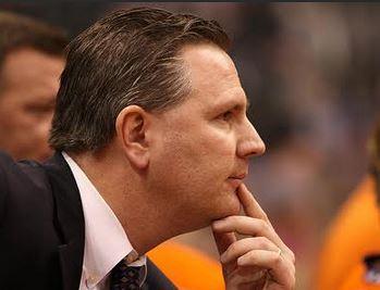 Coach Adam Mueller