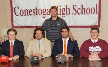 Brant Pittman – Denison University – Midfielder Sam Bouhdary – University of Michigan – LSM/Defender Jack Reilly – University of Virginia – Defender Tyler Soutendijk – Swarthmore College – Defender
