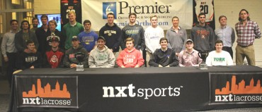 NXT LC NLI ceremony