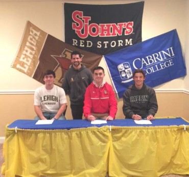 Springfield-Delco signing