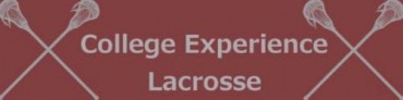 College experience lacrosse
