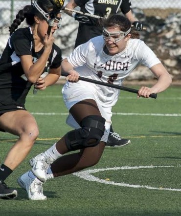 Jules D'Orazio (Courtesy of Lehigh Lacrosse)