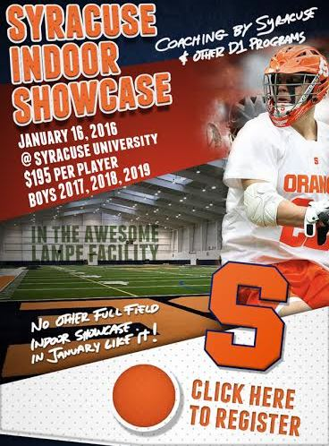 Syracuse showcase