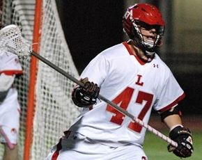 Jon Gill, playing at Lynchburg