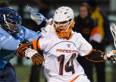 Ryan Ambler (Courtesy Princeton Athletics)