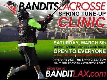 Bandits clinics