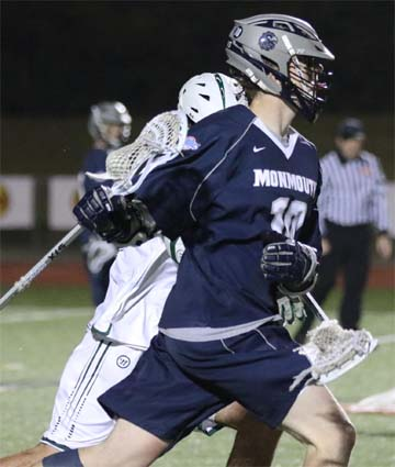 Monmouth's Chris Daly (Lower Merion) - Photos by Rene Schleicher