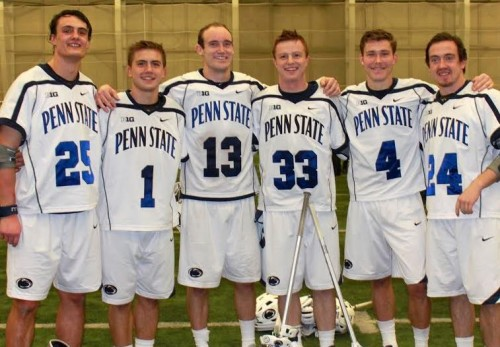 Philly players at Penn state