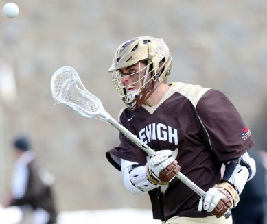 Germantown Academy grad Reid Weber is a key member of the Lehigh attack