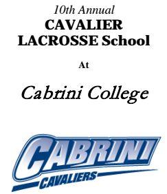 Cavalier Lacrosse camp