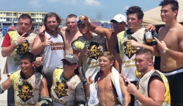 Interboro Beach Bucs celebrate U18 championship last year