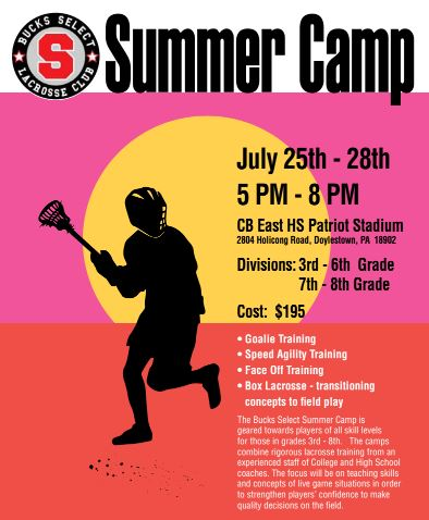 ucks Select summer camp