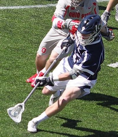 James Chakey (Haverford School)  contributed a groundball