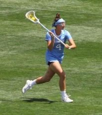 Marie McCool (Moorestown) helped lead UNC to its second National title in four years