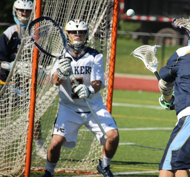 Sean McKee had 14 saves for Penn Charter in its win over Springside Chestnut Hill Academy (Photo courtesy of Inter-Ac Challenge)